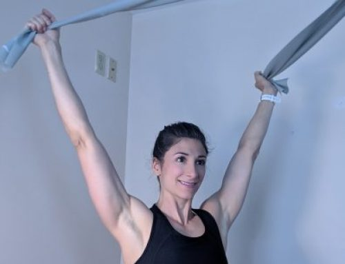Shoulder Internal/External Rotation Mobility Exercises for Pull-ups