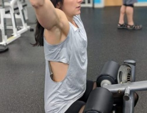 Assessing Shoulder Mobility Restrictions for Pull-ups