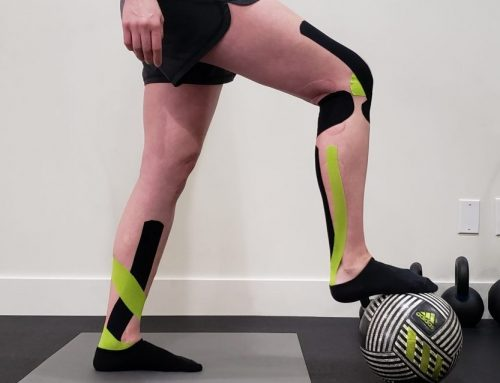 Kinesiology Tape: How Can Fitness Pros Use It?