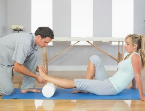 Roll Out The Kinks With Myofascial Release