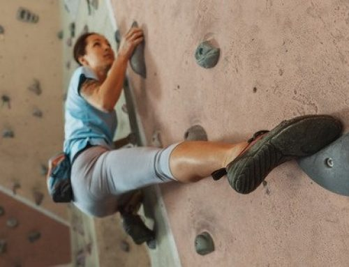 Three Awesome Benefits to Indoor Rock Climbing