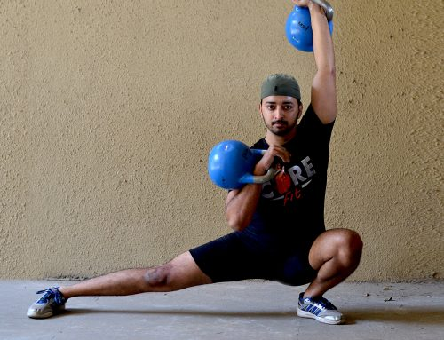 Kettlebell Drills You Haven't Tried Yet