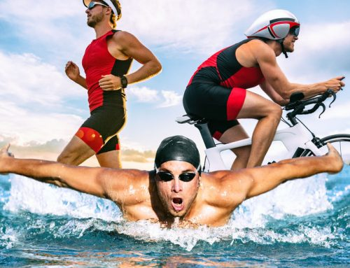 Training Tips For a Client's Triathlon
