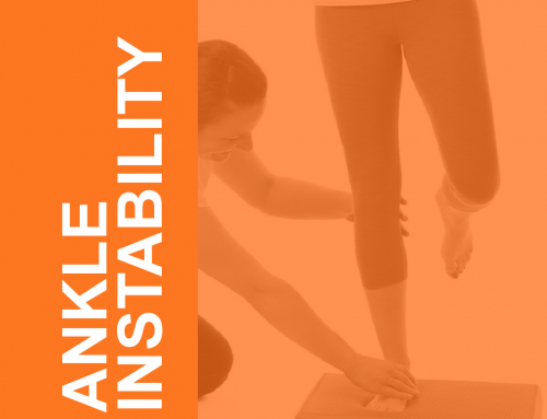 Ankle Instability and its Effects on Balance