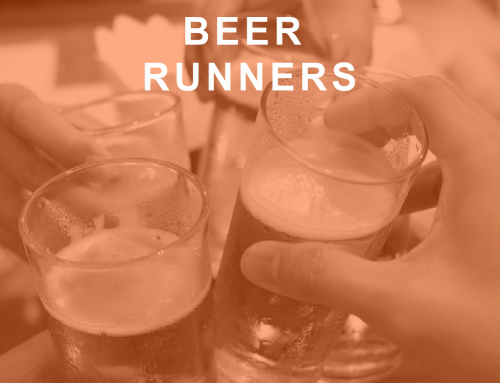Beer Runners–Rehydration or Just an Excuse to Drink?