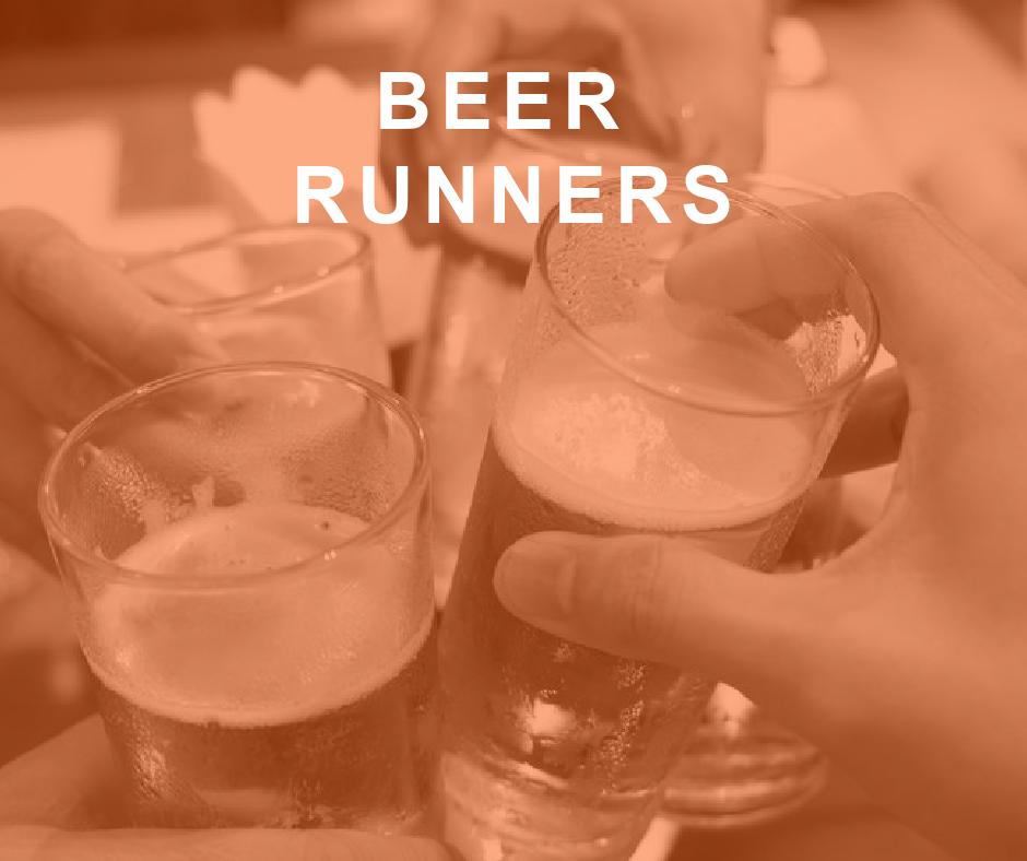 BEER RUNNERS featured