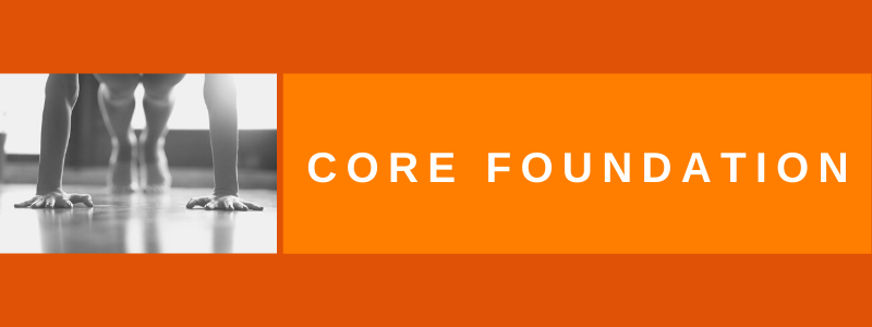 Banner Image Core Foundation