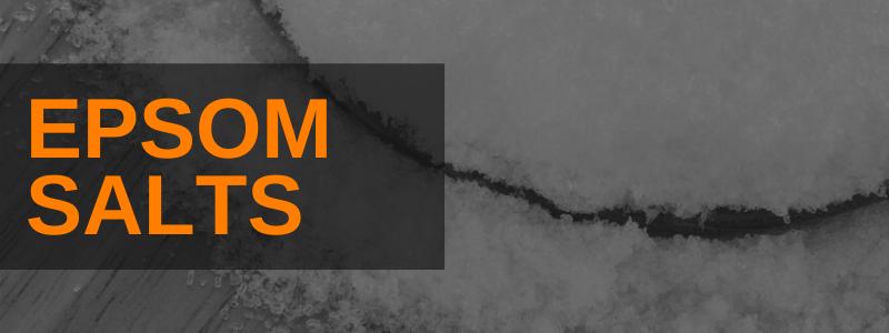 Banner Image Epsom Salts