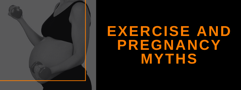 Banner Image Exercise And Pregnancy Myths