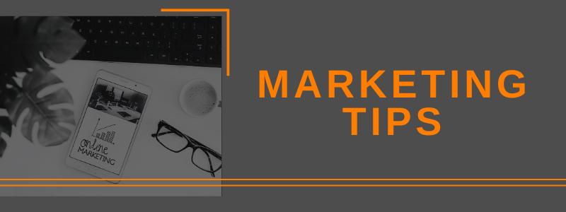 Banner Image Marketing Tips
