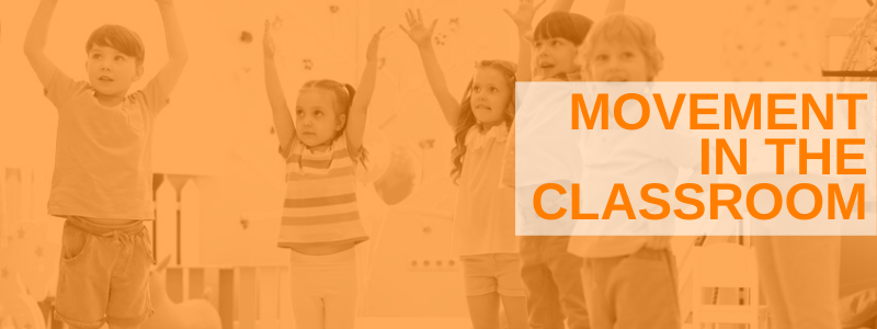 Banner Image Movement In The Classroom