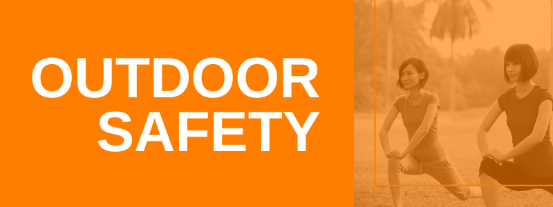 Banner Image Outdoor Safety