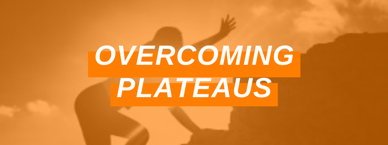 Banner Image Overcoming Plateaus