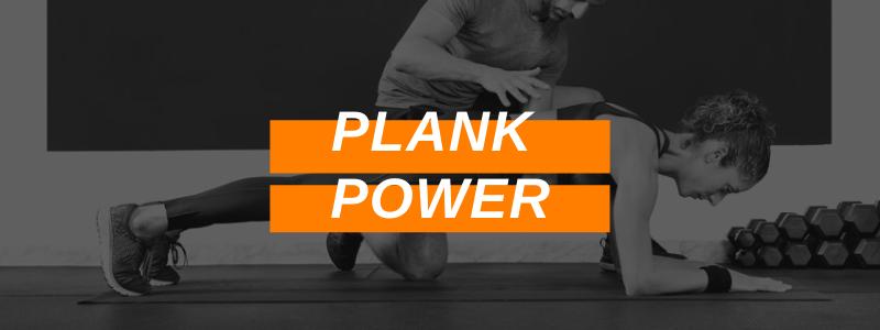 Banner Image Plank Power