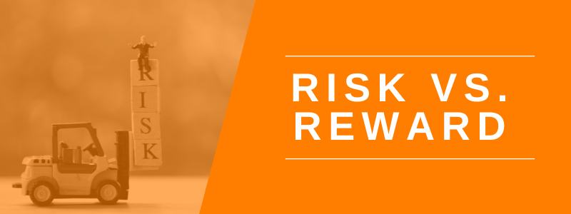 Banner Image Risk Vs. Reward