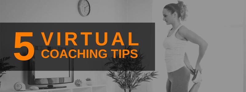 Banner Image Virtual Coaching