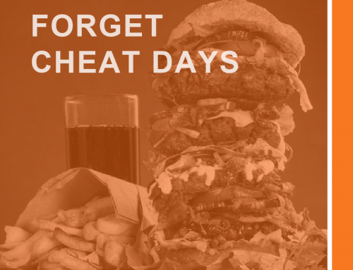 "Steady Moderation in Place of ""Cheat Days"""