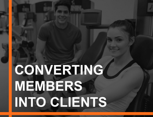 How to Convert Gym Members into Clients