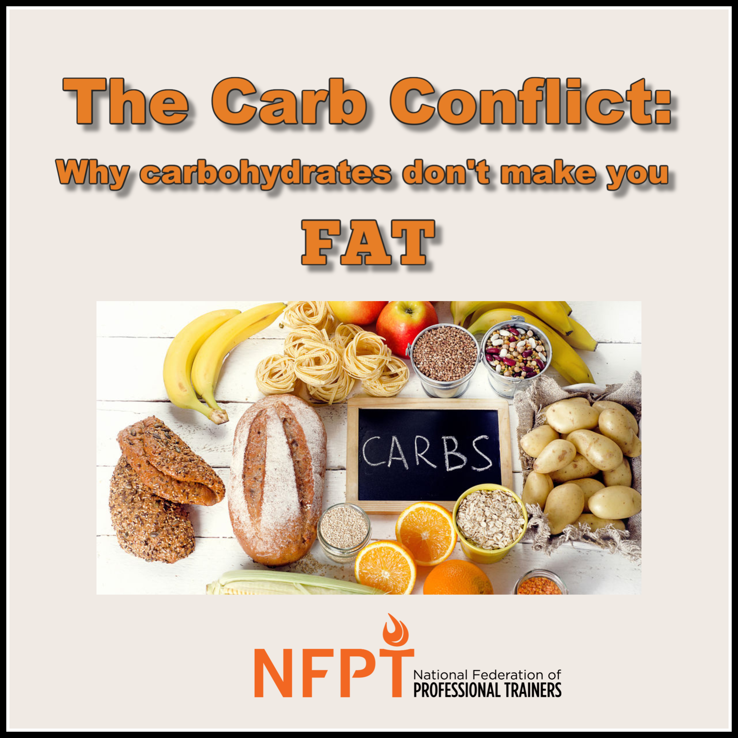Carb Conflict