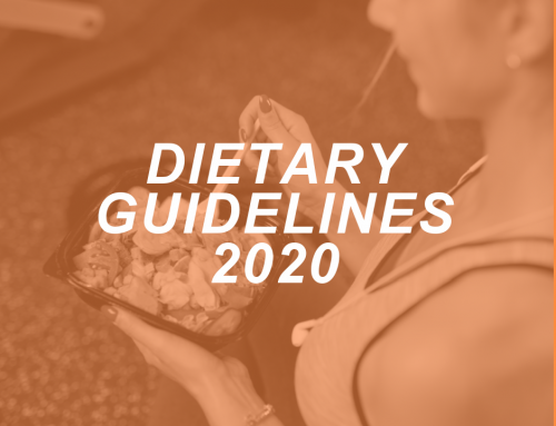2020-2025 Dietary Guidelines for Americans