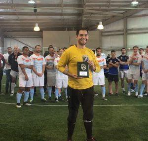 David R Best Goalkeeper Award