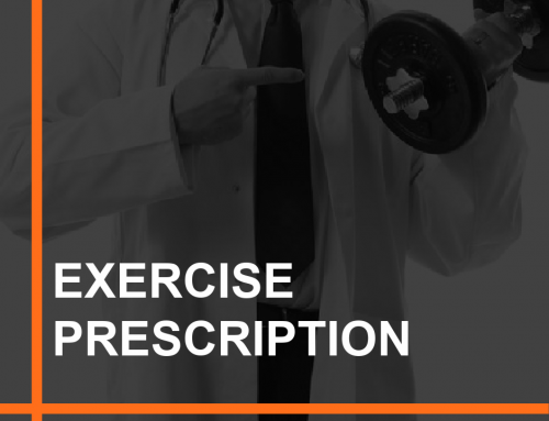 Exercise Prescription and Healthcare Professionals