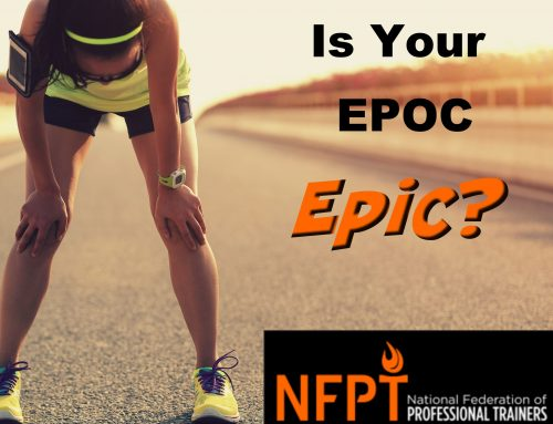 Is Your EPOC Epic? Understanding the Body's Oxygen Debt