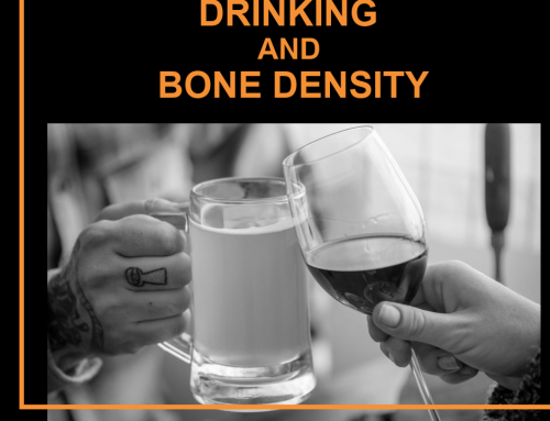 Can Recreational Drinking Improve Bone Density?