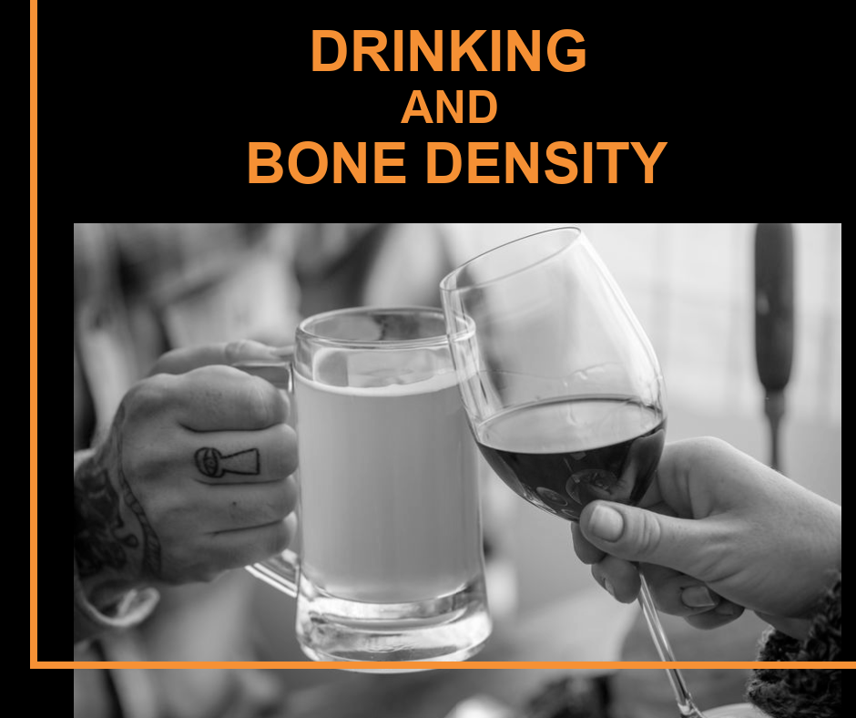 FEATURED DRINKING AND BONE DENSITY