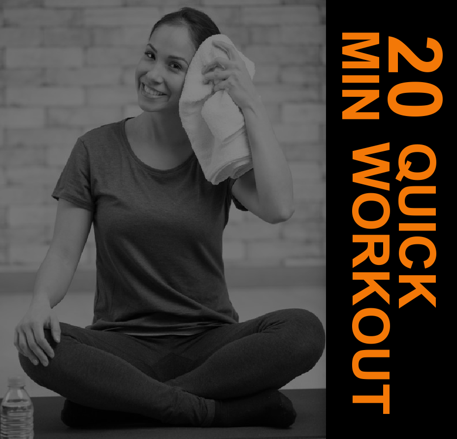 FEATURED QUICK WORKOUT
