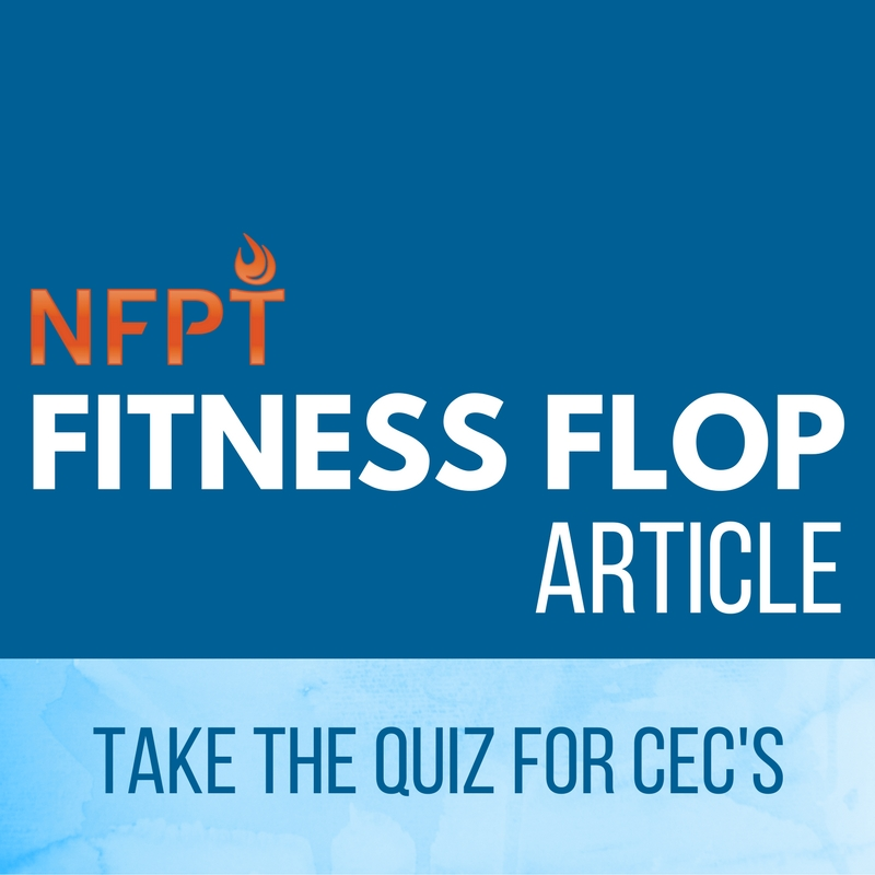 Fitness Flop