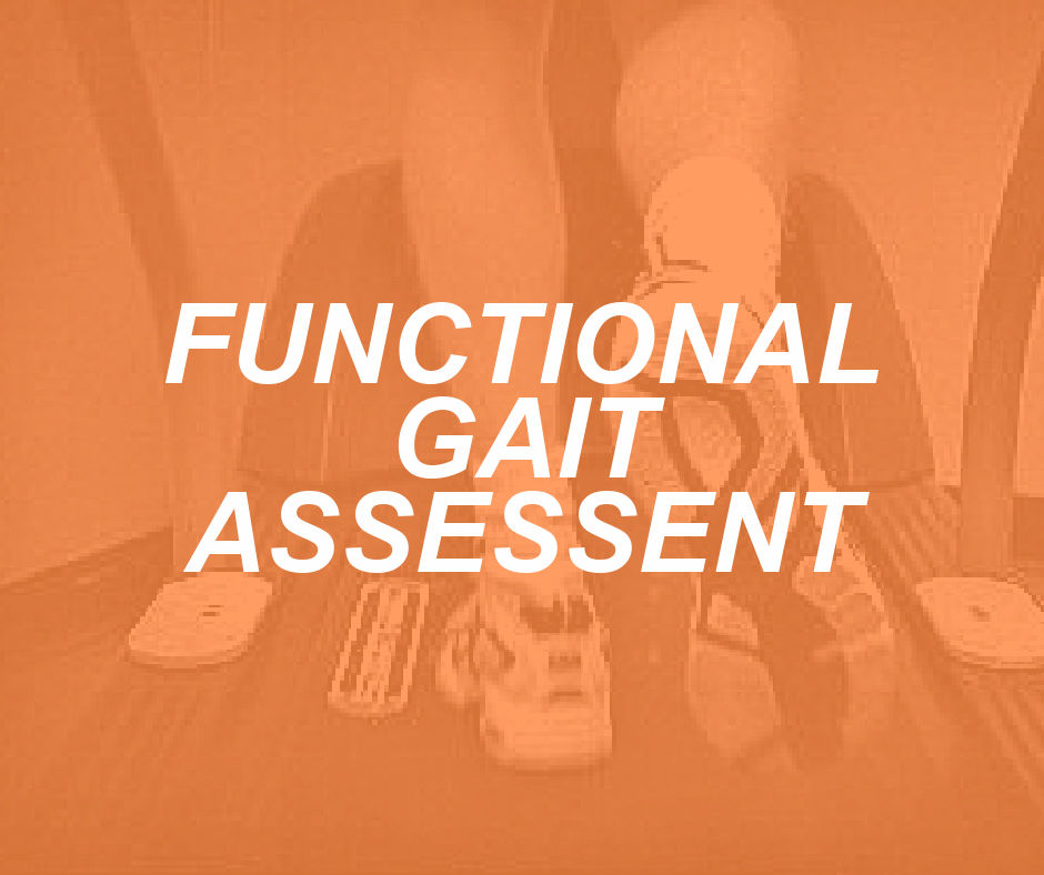 FUNCTIONAL GAIT FEATURED