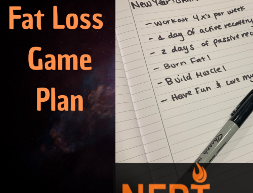 Fat Loss Game Plan for Resolutioners