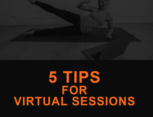 5 Tips for Conducting Your First Virtual Personal Training Session