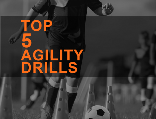 Top 5 Agility Drills for Soccer Players