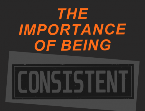 The Importance of Being Consistent With Exercise