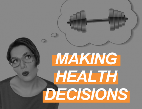 Decisions, Decisions- Making Decisions About Health and Fitness