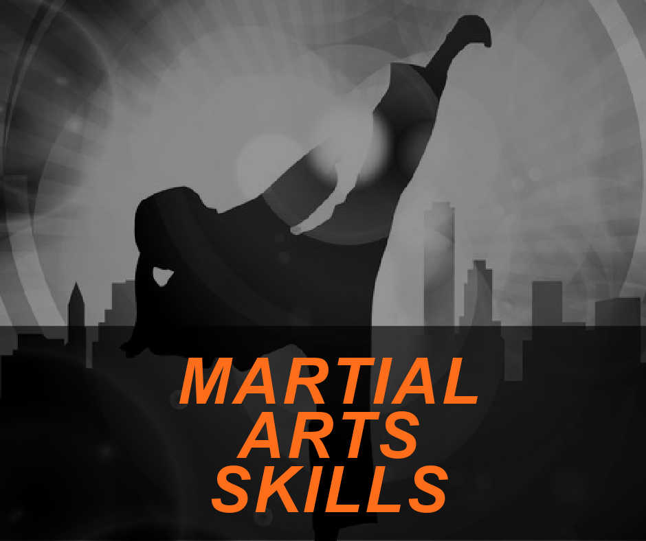 Featured Image MARTIAL ARTS SKILLS
