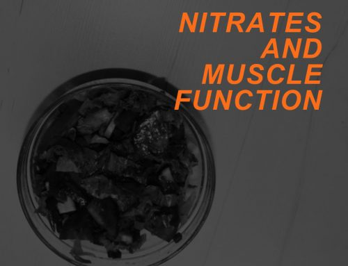 How Veggie-Based Nitrates Enhance Muscle Function