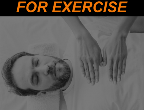 Reiki For Exercise and Injury
