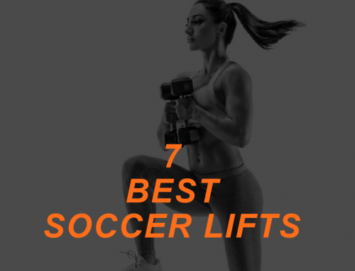7 Lifts to Include In a Soccer Players Program