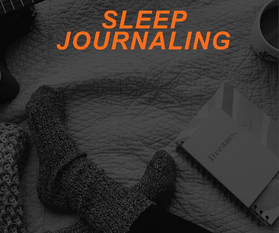 Featured ImageSLEEP JOURNAL