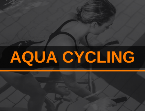 Catch A Wave With Aqua Cycling