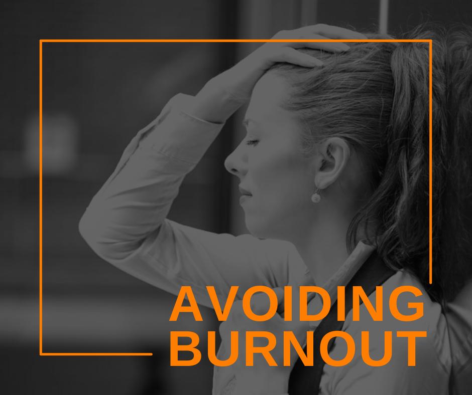 Featured Image Avoiding Burnout