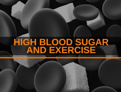 High Blood Sugar Lowers Aerobic Fitness