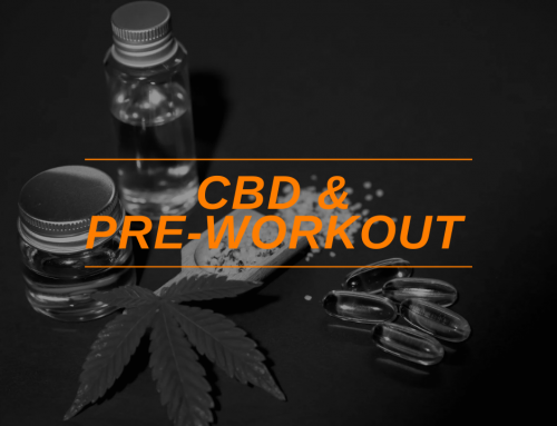 How CBD Interacts with Pre-Workout Supplements