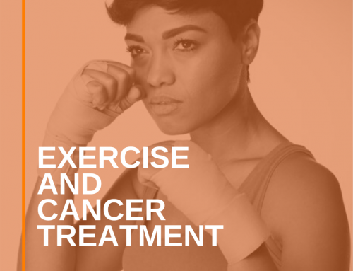 Exercise Decreases Side Effects of Cancer Treatment