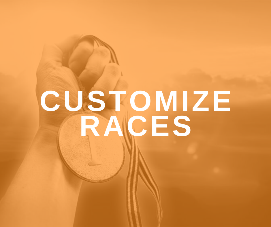 Featured Image Customize Races