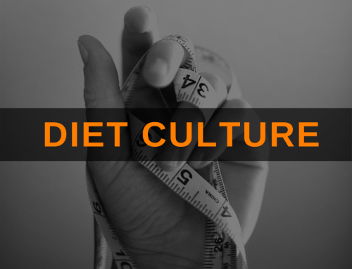 What's the Deal with Diet Culture?