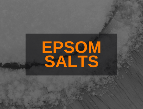 The Epsom Salts Soak: Healing or Hype?